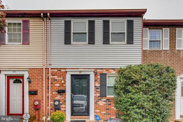32 Garrison Ridge Court, OWINGS MILLS, MD 21117 (#MDBC509712) :: Charis Realty Group