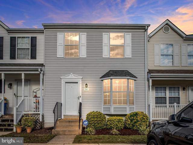 207 Mayfair Place, STAFFORD, VA 22556 (#VAST226448) :: The Schiff Home Team