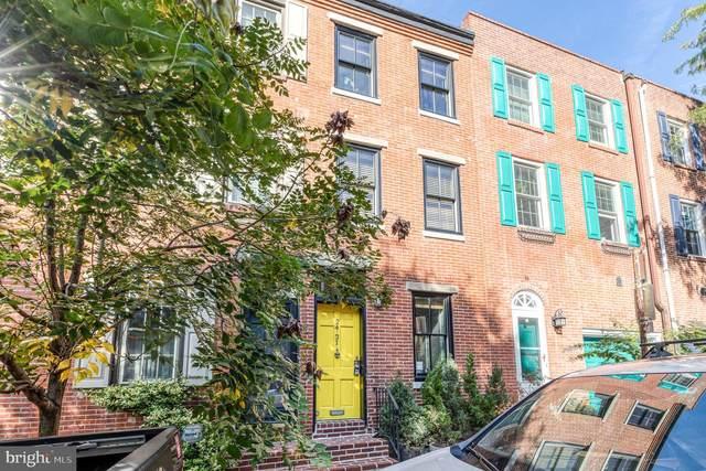 2421 Naudain Street, PHILADELPHIA, PA 19146 (#PAPH945118) :: A Magnolia Home Team