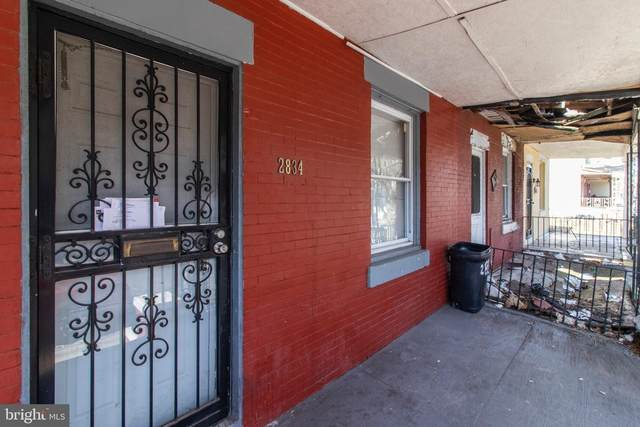 2834 N 26TH Street, PHILADELPHIA, PA 19132 (#PAPH945122) :: Keller Williams Realty - Matt Fetick Team