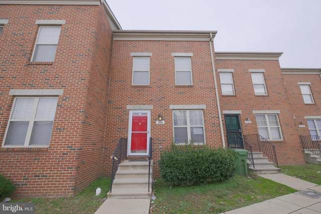 306 N Fremont Ave, BALTIMORE, MD 21201 (#MDBA527890) :: SURE Sales Group
