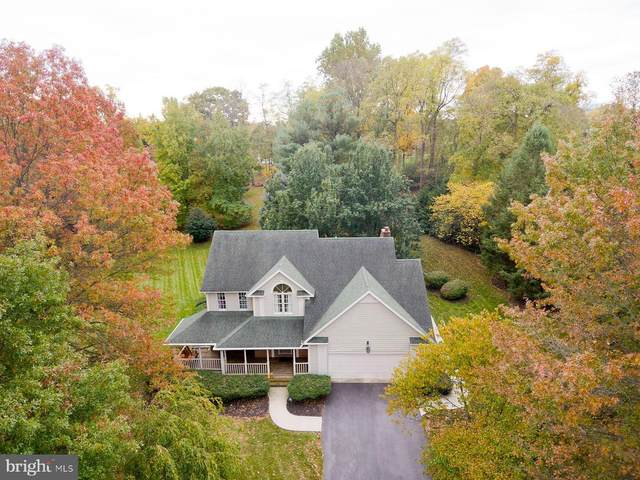 106 Tamsens Court, MARTINSBURG, WV 25403 (#WVBE181172) :: Advance Realty Bel Air, Inc