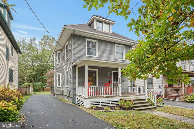 108 Colonial Avenue, HADDONFIELD, NJ 08033 (MLS #NJCD405064) :: The Dekanski Home Selling Team