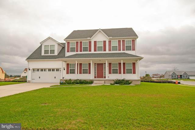 132 Spring Dale Lane, FELTON, DE 19943 (#DEKT242796) :: Keller Williams Realty - Matt Fetick Team