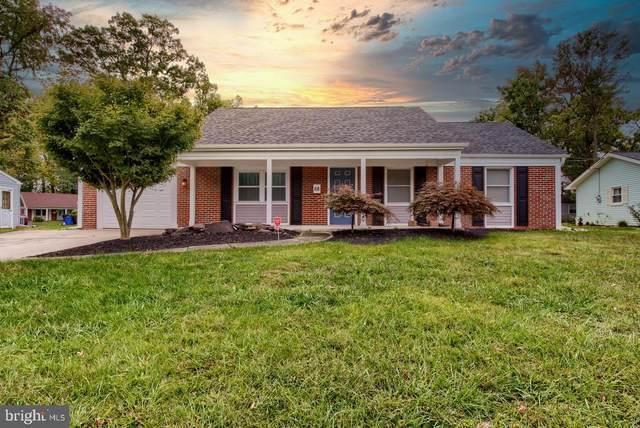68 Enfield Lane, WILLINGBORO, NJ 08046 (MLS #NJBL384136) :: The Dekanski Home Selling Team