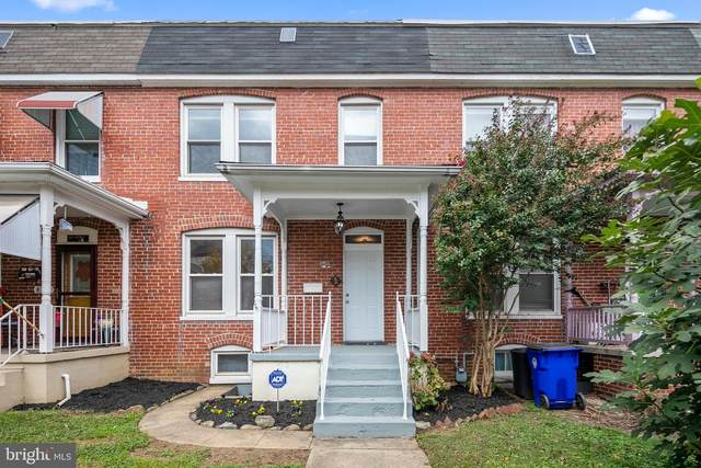 805 Motter Avenue, FREDERICK, MD 21701 (#MDFR272350) :: The Piano Home Group