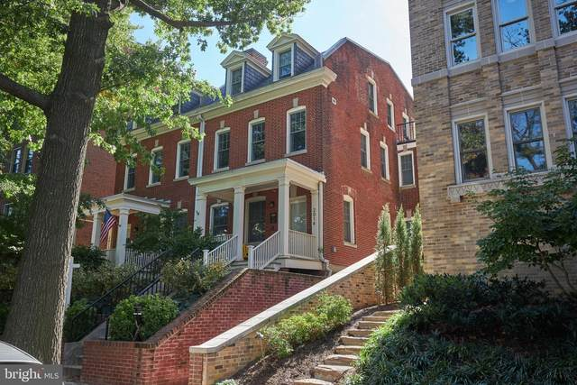 2014 Kalorama Road NW #8, WASHINGTON, DC 20009 (#DCDC492028) :: Blackwell Real Estate