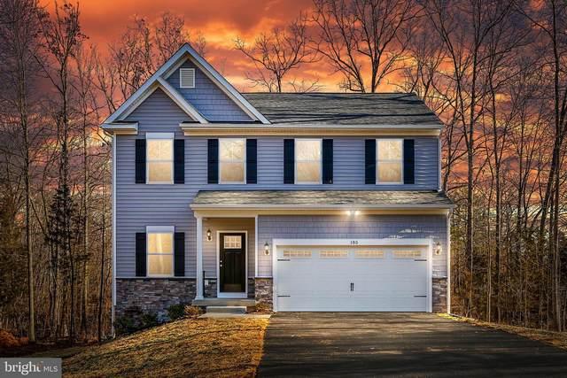 105 Hickory Court, LOCUST GROVE, VA 22508 (#VAOR137720) :: Certificate Homes
