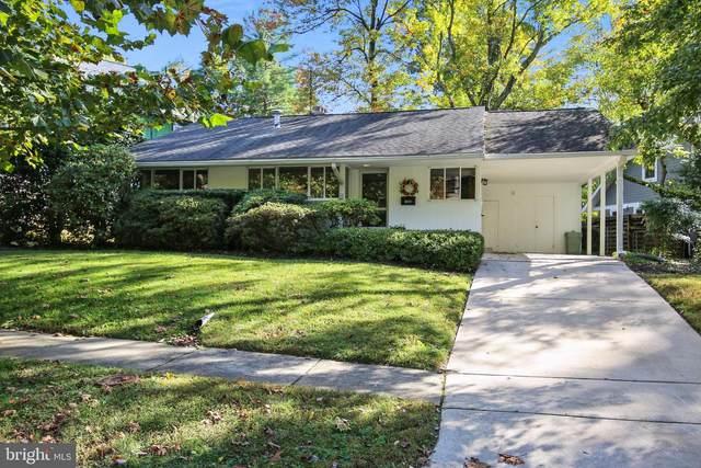 10111 Parkwood Terrace, BETHESDA, MD 20814 (#MDMC730210) :: LoCoMusings