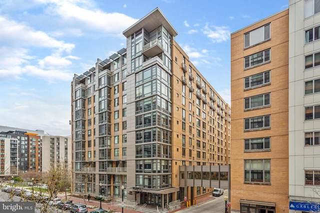 440 L Street NW #1107, WASHINGTON, DC 20001 (#DCDC492046) :: SURE Sales Group