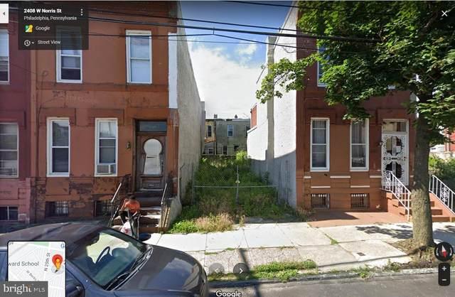 2408 W Norris Street, PHILADELPHIA, PA 19121 (#PAPH945258) :: LoCoMusings