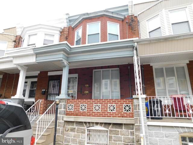 5042 Chancellor Street, PHILADELPHIA, PA 19139 (#PAPH945260) :: Ramus Realty Group