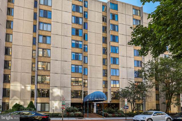 1440 N Street NW #1012, WASHINGTON, DC 20005 (#DCDC492058) :: Bic DeCaro & Associates