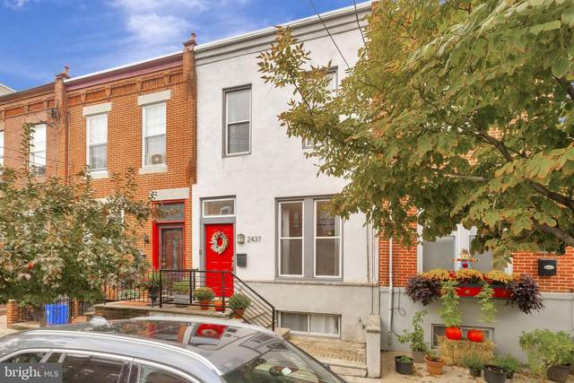 2437 Carpenter Street, PHILADELPHIA, PA 19146 (MLS #PAPH945266) :: Kiliszek Real Estate Experts