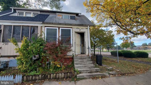 2512 N 7TH Street, HARRISBURG, PA 17110 (#PADA126762) :: The Joy Daniels Real Estate Group