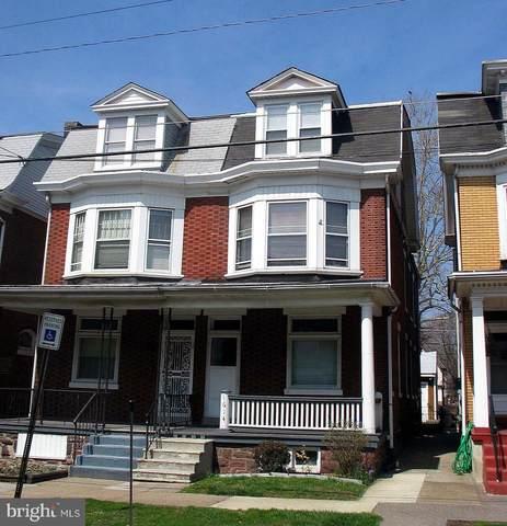 1614 North Street, HARRISBURG, PA 17103 (#PADA126764) :: The Joy Daniels Real Estate Group