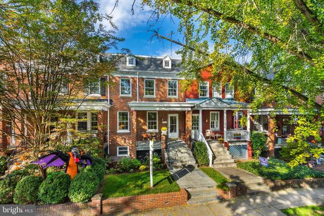 2450 39TH Place NW, WASHINGTON, DC 20007 (#DCDC492078) :: Corner House Realty