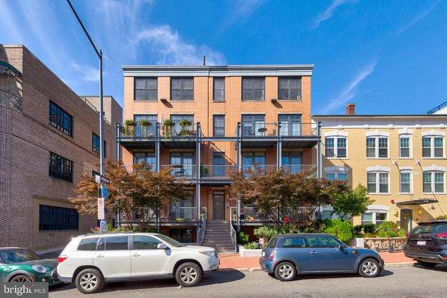 2412 17TH Street NW #204, WASHINGTON, DC 20009 (#DCDC492094) :: Crossman & Co. Real Estate