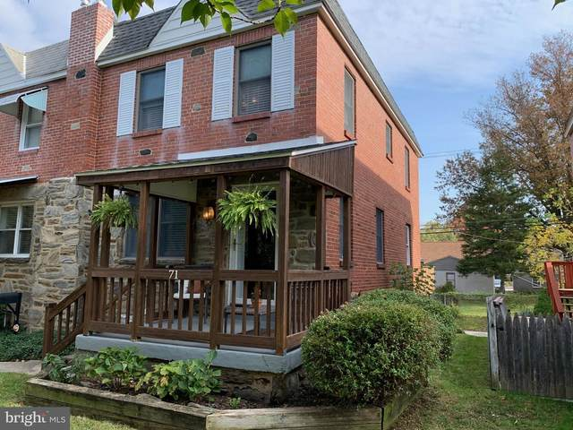 71 Greenhill Road, MEDIA, PA 19063 (#PADE529628) :: Certificate Homes