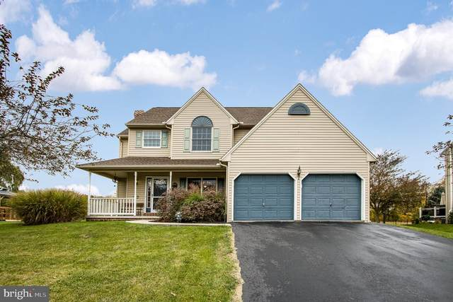 414 Woodland Drive, DILLSBURG, PA 17019 (#PAYK147382) :: TeamPete Realty Services, Inc