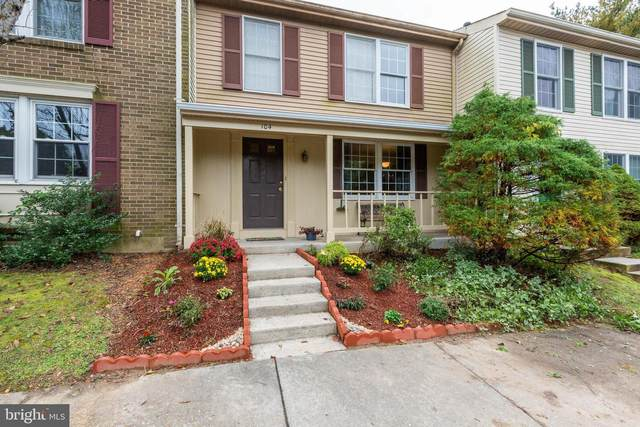 104 Holdcroft Lane, GAITHERSBURG, MD 20878 (#MDMC730260) :: Advon Group
