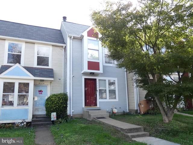 15322 Gunsmith Terrace, WOODBRIDGE, VA 22191 (#VAPW507170) :: SURE Sales Group