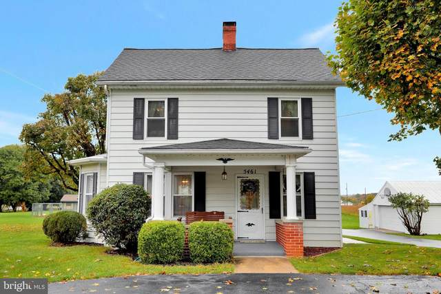 5461 Marion Main Street, CHAMBERSBURG, PA 17202 (#PAFL175882) :: The Heather Neidlinger Team With Berkshire Hathaway HomeServices Homesale Realty