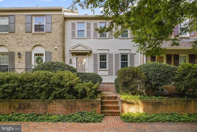 10939 Wickshire Way J-3, ROCKVILLE, MD 20852 (#MDMC730266) :: Dart Homes