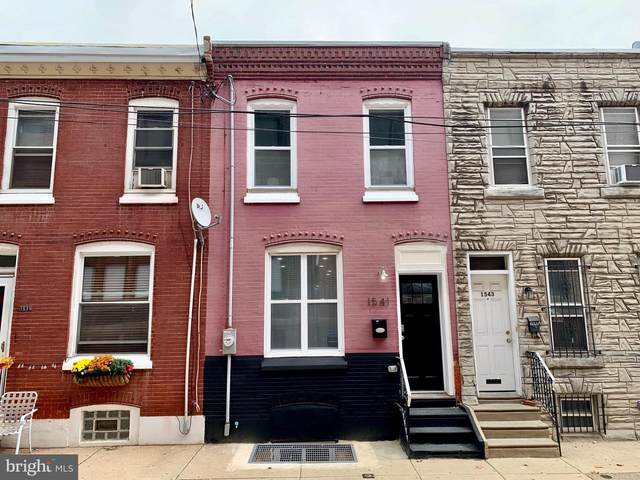 1541 S Chadwick Street, PHILADELPHIA, PA 19146 (#PAPH945376) :: Keller Williams Realty - Matt Fetick Team
