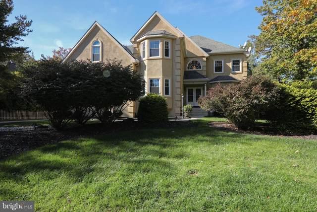 12 Shingle Oak Drive, VOORHEES, NJ 08043 (#NJCD405126) :: Keller Williams Realty - Matt Fetick Team