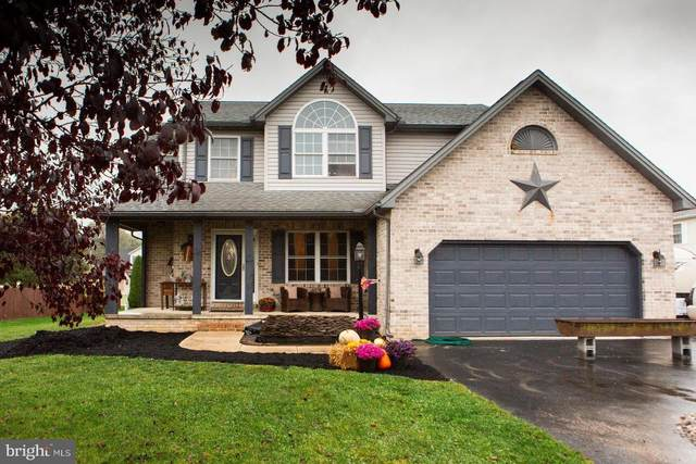 105 Barnhill Drive, SHIPPENSBURG, PA 17257 (#PACB128934) :: HergGroup Greater Washington