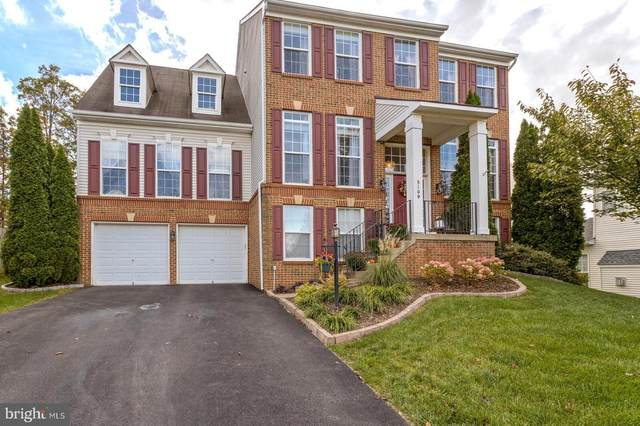 5109 Gate Post Court, WOODBRIDGE, VA 22193 (#VAPW507184) :: Bob Lucido Team of Keller Williams Integrity