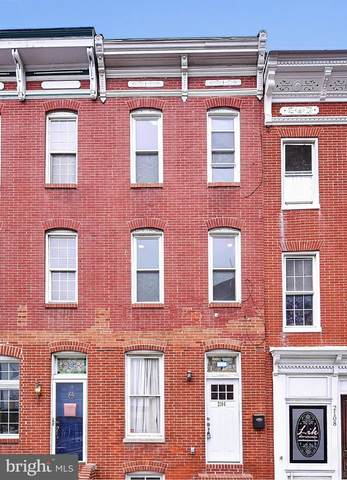 2106 Fleet Street, BALTIMORE, MD 21231 (#MDBA527970) :: SP Home Team