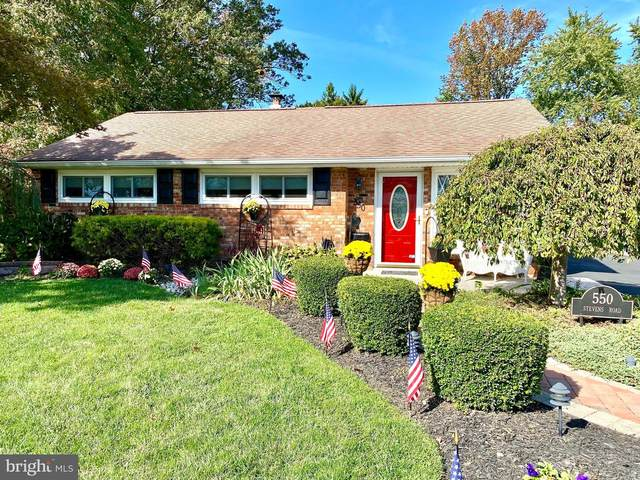 550 Stevens Road, MORRISVILLE, PA 19067 (#PABU509416) :: ExecuHome Realty