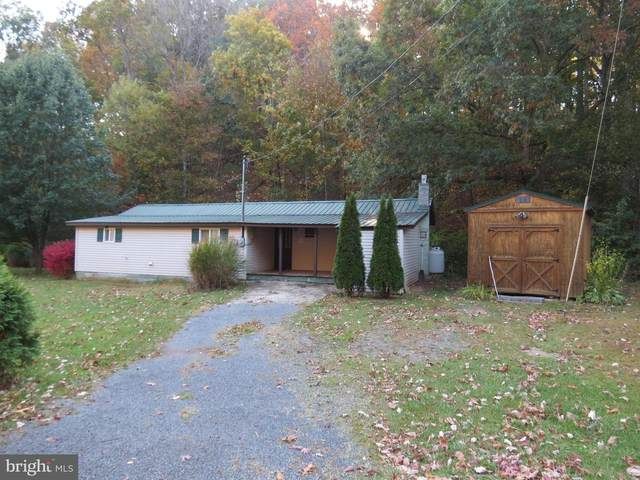 7493 Morgantown Road, MAYSVILLE, WV 26833 (#WVGT103342) :: Hill Crest Realty