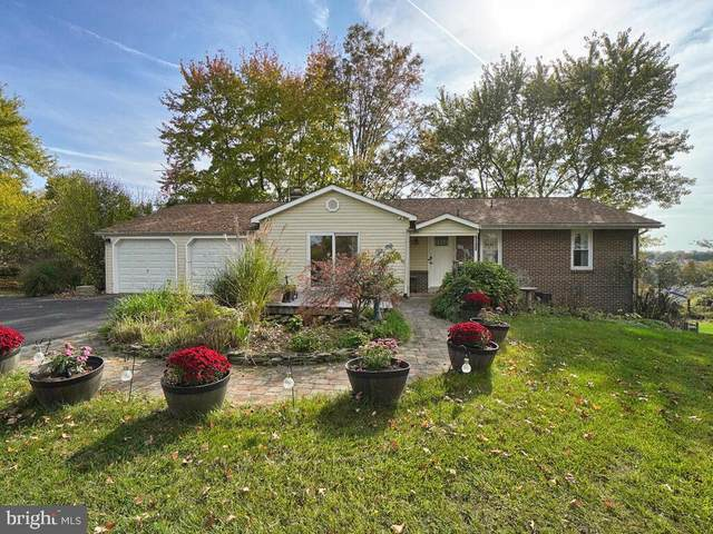 11917 Mid County Drive, MONROVIA, MD 21770 (#MDFR272392) :: Hill Crest Realty