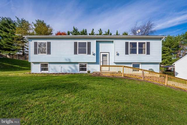 123 Sunhigh Drive, THURMONT, MD 21788 (#MDFR272394) :: The Redux Group