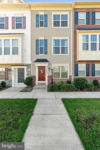 4612 Potomac Highlands Circle, TRIANGLE, VA 22172 (#VAPW507194) :: RE/MAX Cornerstone Realty