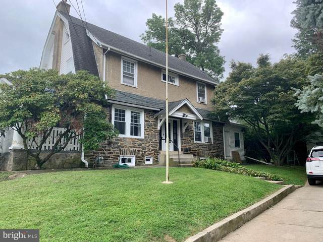 7748 Hazel Avenue, UPPER DARBY, PA 19082 (#PADE529656) :: The Toll Group