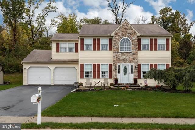 303 Kingston Drive, DOUGLASSVILLE, PA 19518 (MLS #PABK365636) :: Kiliszek Real Estate Experts