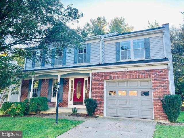 729 Monarch Ridge Road, FREDERICK, MD 21703 (#MDFR272408) :: Bruce & Tanya and Associates