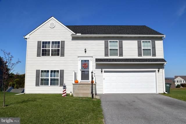 25 Ryan Lane, MOUNT WOLF, PA 17347 (#PAYK147448) :: The Joy Daniels Real Estate Group