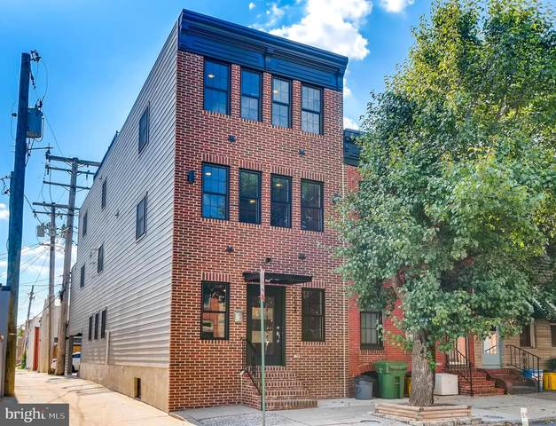 1124 S Potomac Street, BALTIMORE, MD 21224 (#MDBA528042) :: SURE Sales Group