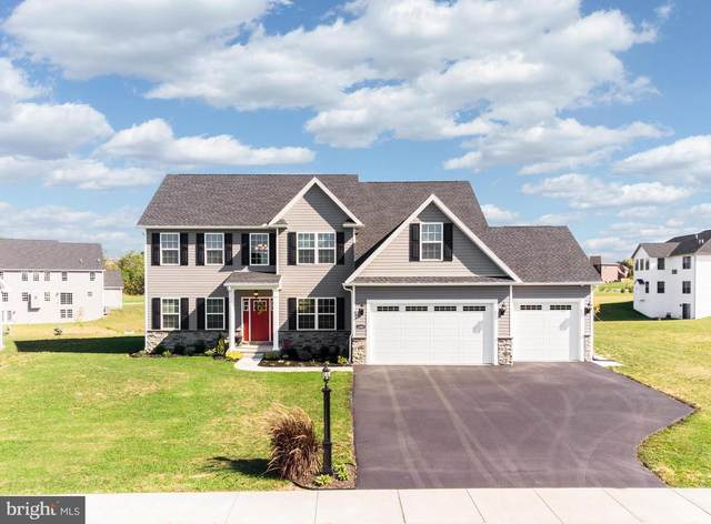1080 Divinity Drive, GREENCASTLE, PA 17225 (#PAFL175908) :: The Joy Daniels Real Estate Group