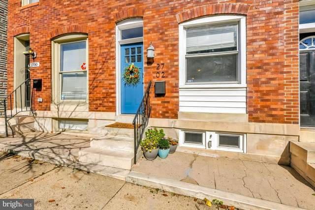 2702 E Fairmount Avenue, BALTIMORE, MD 21224 (#MDBA528050) :: The MD Home Team