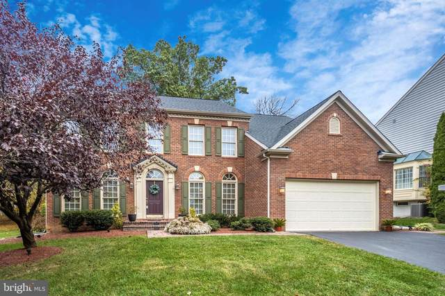 6432 Bellevue Place, FREDERICK, MD 21701 (#MDFR272410) :: Century 21 Dale Realty Co