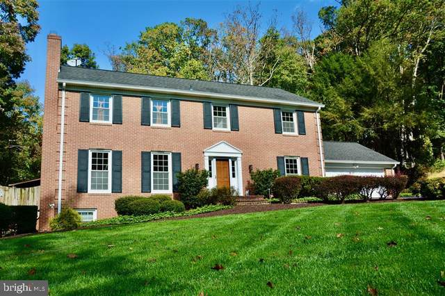 10113 Burton Glen Drive, ROCKVILLE, MD 20850 (#MDMC730398) :: Blackwell Real Estate