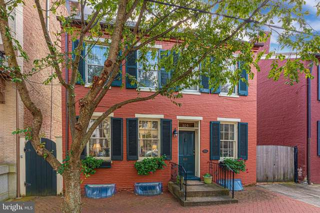 124 W 3RD Street W, FREDERICK, MD 21701 (#MDFR272422) :: The Riffle Group of Keller Williams Select Realtors