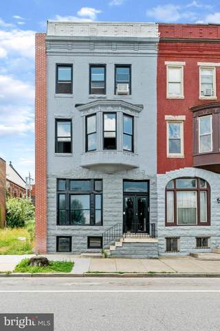 1612 Mcculloh Street, BALTIMORE, MD 21217 (#MDBA528070) :: The Redux Group