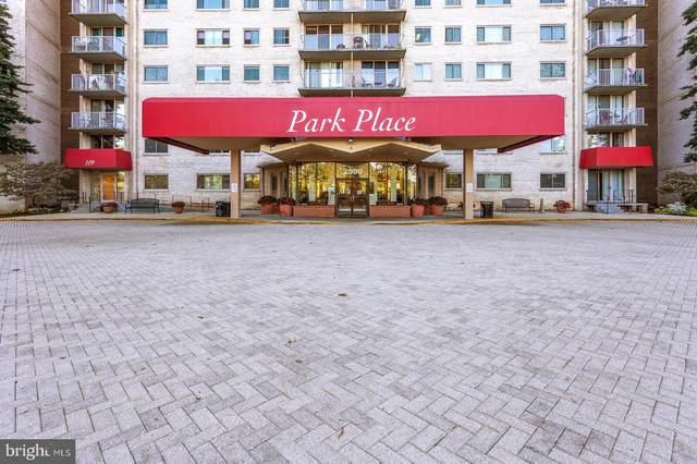 2500 N Van Dorn Street #1407, ALEXANDRIA, VA 22302 (#VAAX252278) :: Better Homes Realty Signature Properties